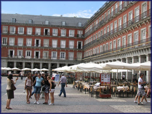 Plaza - Mayor - SOL